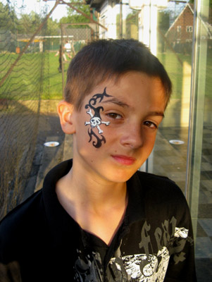 About Face Body Art Face Painting And Make Up Of Zoe Thornbury Phillips